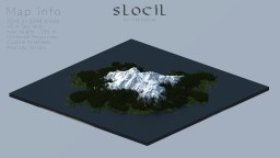 Slocil - Realistic Survival Map Minecraft Map & Project