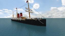 RMS Umbria Minecraft