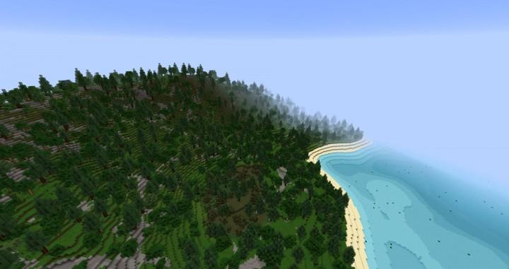 Dream Island - Beach