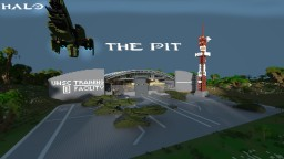 (Halo 3) The Pit - PVP MAP Minecraft Map & Project