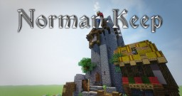 Story of a Norman Keep [MessyMedieval] Minecraft Map & Project