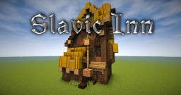 Slavic Inn [MessyMedieval] Minecraft Map & Project
