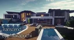 [Transcend] Modern House Minecraft Project