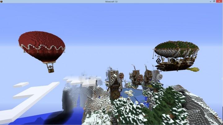 Random screen cap of gangsta factions