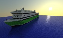 Wicked Journey (1:1 custom ferry) Minecraft Map & Project
