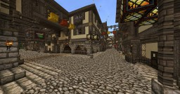 Astaldor Minecraft Map & Project