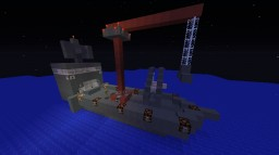 Resors Ship Minecraft Map & Project