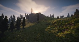 The Sanguine Vale Minecraft Map & Project