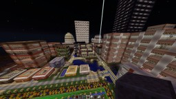 UPDATED - October 10, 2015 - 4 biome/Bryce City with significant improvements Minecraft Map & Project