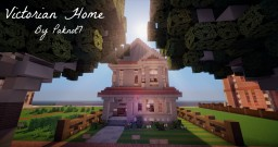 Victorian Home - WoK Minecraft Project