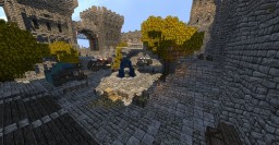 Medieval Castle by GerPac Minecraft Map & Project