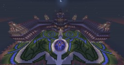 The Palace Of Iridale Minecraft Project