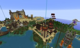 Our World Survival/RPG server Minecraft Server