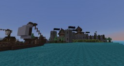 Portam Hold (Timelapse) Minecraft Map & Project