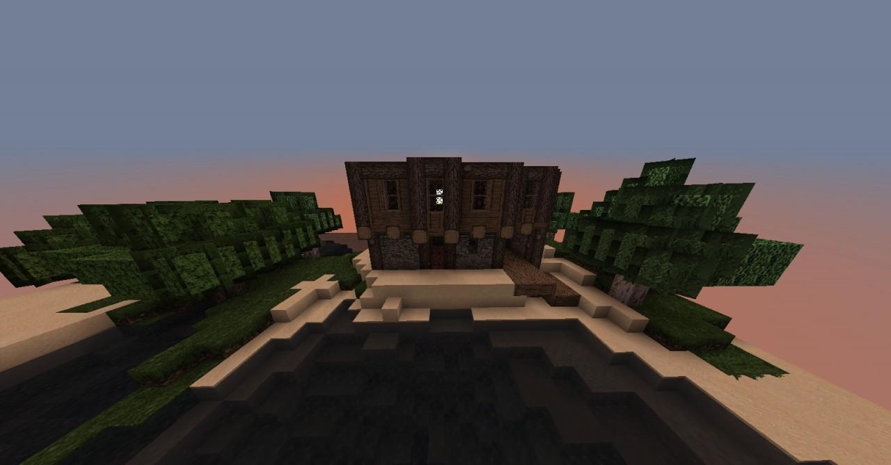 Mittelalter Haus Groß Minecraft Project - Minecraft mittelalter haus map