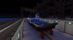 G.V.B Ferry Minecraft Map & Project