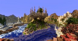 200x200 Hub - Auris Minecraft Project