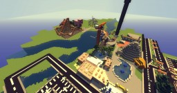 Minecraft Funpark Minecraft Map & Project