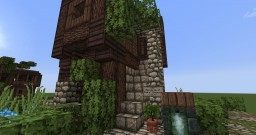 Wooden Cottage 3 Minecraft Map & Project