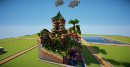 Zamba Minecraft Map & Project