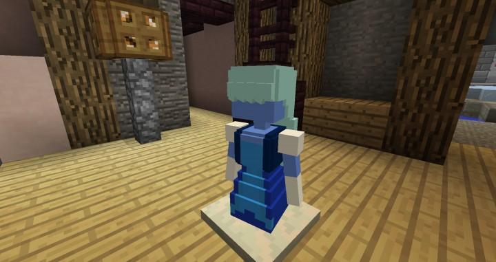 Steve S Universe Steven Universe Mod 1 7 10 Minecraft Mod