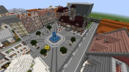 Stadt - City Minecraft Map & Project