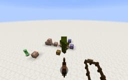 Legend Of Zelda Wii U Slow Motion Horseback Vaulting (1.9) Minecraft Map & Project