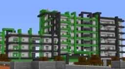 Seaside Modern Town Minecraft