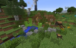 Modded Hobbit House