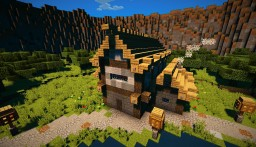 Medieval House ~ Download Minecraft Map & Project