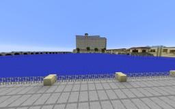 Bellagio Casino (Las Vegas) 1:1 Scale Halfway Complete Minecraft Map & Project