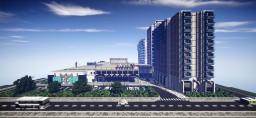 Hotel ****  Voronez Brno, Congress center Minecraft Map & Project