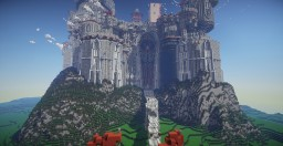 [Build] Final Fantasy IX: Lindblum Minecraft