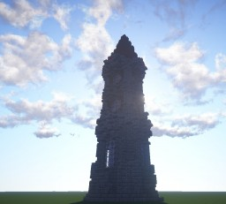 Medieval || City Tower Minecraft Map & Project