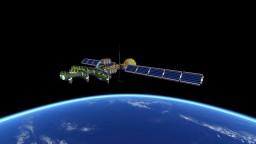 Orbital Defensive Laser [Aliquam] Minecraft Map & Project