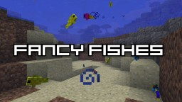 Mod review: FANCY FISHES MOD Minecraft Blog