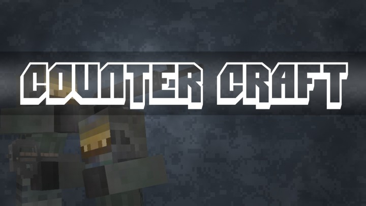 Counter Craft [v1 1 0] [Official Release] Minecraft Mod