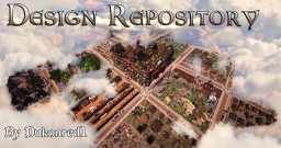 Inspirational Architect Design Repository [Conquest] Minecraft