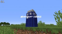 The 11th Doctor's TARDIS Minecraft Project