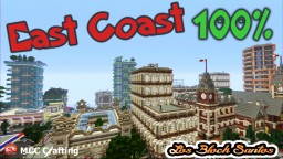 East Coast Of Map 100% COMPLETE LBS City Los Block Santos Minecraft PS3/PS4/XBOX/CONSOLE Minecraft Map & Project