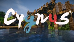 Cygnus - A Medieval Minecraft City/Kingdom Minecraft