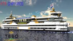 Texelstroom [1:1 Scale] Eco Roro Ferry