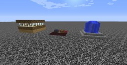 Instant Structures One Command Minecraft Map & Project