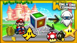 Mario Kart Items with only one command block Minecraft Map & Project