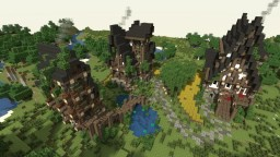 ~ Medieval Farm Village [New Style] ~