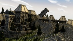 Boraden, The White Stone By MrBatou Minecraft Project