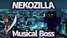 Nekozilla Musical Boss Fight! Minecraft Map & Project