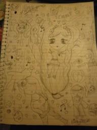 Some drawings ~ ♥кเttץ г๏รเє♥ Minecraft Blog