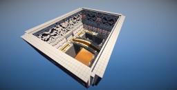 Prison Mine - BasicMineJ Minecraft Map & Project