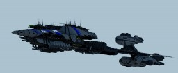 """Recusant"" Class Destroyer Minecraft"
